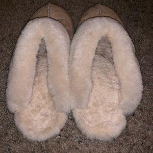 Tan Ugg Slippers